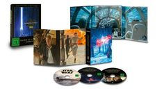 [Angebot]  Star Wars  Das Erwachen der Macht [3D-Blu-ray] ( 2D-Blu-ray  Bonus-Blu-ray) [Collectors Edition] für 2399