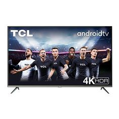 TV TCL 43P616 43 pollici, 4K HDR, Ultra HD, Smart TV con sistema Android 9.0, Design senza bordi (Micro dimming PRO, ... Smart Tv, Google Play, Netflix, Audio, Youtube, App, Movies, Movie Posters, Products