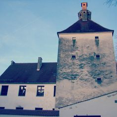 The old Prison in Freising
