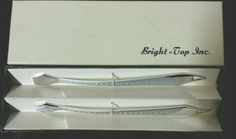vintage mid century oyster fork gift set with an Art Deco style