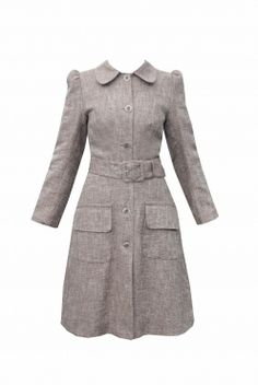 forties style coat £150