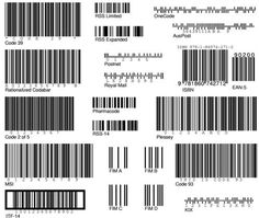 Different barcode tattoo ideas
