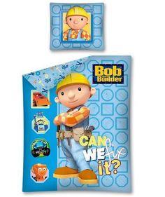 Bob de Bouwer kinderdekbedovertrekset Can we fix it?