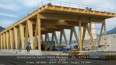Double laminated solid wood beam - DUO - neue Holzbau AG