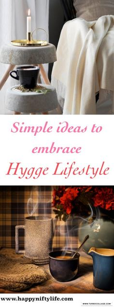 Simple ideas to embrace hygge lifestyle. Gather with your family, friends and loved ones to enjoy the Danish concept of cosiness. Indulge in warm and cozy food & drinks, get comfortable, try experiencing the art of hygge. #hygge #hyggelife #hyggelifestyle #hyggeideas #cozy #happiness #winterideas #embracehygge #family #friends #holidays #giftideas #hyggelovers #connect #togetherness #harmony