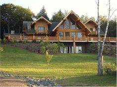 Log Cabins ( Legendary Logcrafters Ltd.)