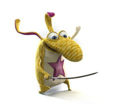 Puppets on Behance