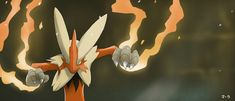 Pokemon: Mega Blaziken by mark331.deviantart.com on @deviantART