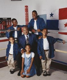 RINGSIDE BOXING SHOW SPECIAL EDITION Growing up Foreman: Two of Big George's sons discuss their upbringing - The Grueling Truth