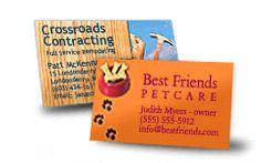 Business Card Magnets & Custom Fridge Magnets | Staples Copy & Print