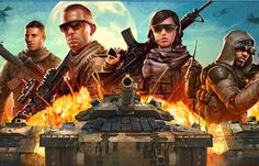 Mobile Strike 3.10.103 Android Games APK Free Download Mobile Apps