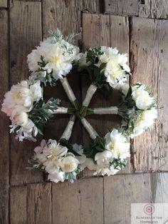 Summer Wedding, Wedding Flowers, Floral Wreath, Wreaths, Home Decor, Floral Crown, Decoration Home, Door Wreaths, Room Decor