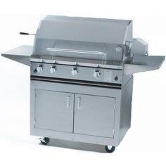 Profire Professional Series 36inch Freestanding Natural Gas Grill With Rotisserie >>> Want to know more, click on the image.