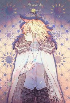 Anime Fnaf, Otaku Anime, Anime Manga, Anime Love, Cute Anime Boy, Seven Deadly Sins Anime, 7 Deadly Sins, Neko Kawaii, Demon Manga