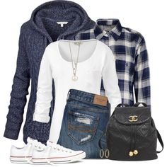 Weekend Comfy, created by honkytonkdancer on Polyvore