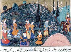 Topkapi Saray Museum, MS. Hazine 1116; Tercume-i Sehname, 1540