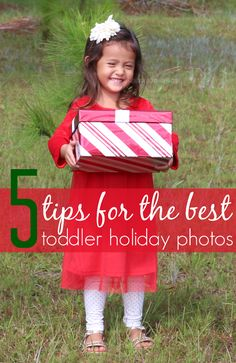 5 Tips for the Best Toddler Holiday Photos + Best Deals on Kids Clothes - Raising Whasians (AD)