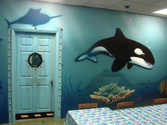 Murals For Kids Rooms
