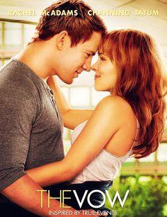 The Vow Channing Tatum Rachel McAdams
