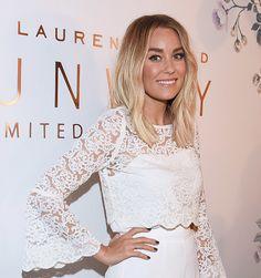 Snag Lauren Conrad's Look From NYFW.  Shop her runway look on ShopStyle.com!