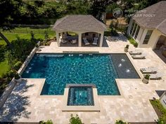 Riverbend Sandler Pools offers Geometric Pool Designs Dallas, Frisco and surrounding areas that homeowners can be proud of. Backyard Pool Landscaping, Backyard Pool Designs, Small Backyard Pools, Swimming Pools Backyard, Swimming Pool Designs, Outdoor Pool, Lap Pools, Indoor Pools, Landscaping Ideas