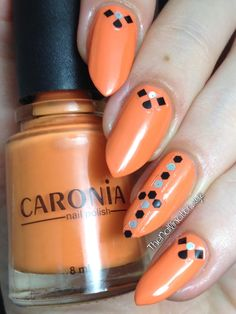 The Nailinator shares some quick and easy nail art looks featuring picks from Caronia Shades of Summer in First Crush, Sweet Surprise and Sun Kissed. First Crush, Easy Nail Art, Sun Kissed, Nail Polish, Stickers, Nails, Finger Nails, Ongles, Nail Polishes