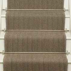 Designers and Makers of unique stripe runners, rugs and fabrics in natural fibres. Simply Luxury for Modern Living Carpet Staircase, Staircase Runner, Staircase Remodel, Stair Runners, Hall Carpet, Traditional Staircase, Modern Cottage, Staircase Design, Staircase Ideas