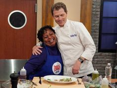 @Hannah Joyce G!  Love Match Made at Worst Cooks in America Boot Camp