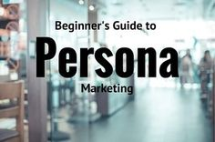 Constructing buyer personas has been encouraged by industry leaders for a considerable period of time, and the majority of marketers have listened to this recommendation.