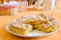Torta di mele senza glutine e lattosio/ Gluten and lactose free Apple pie