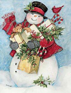 Candy Cane Snowman and Santa Assorted Christmas Card, Multicolor Christmas Scenes, Christmas Pictures, Christmas Snowman, Christmas Holidays, Christmas Crafts, Christmas Ornaments, Merry Christmas, Christmas Clipart, Vintage Christmas Cards