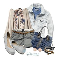 """""""Untitled #1077"""" by cw21013 on Polyvore"""