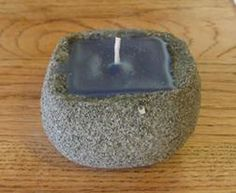 Sand Candles made these as a kid all the time Sand Candles, Candlemaking, Fun Crafts, Candle Holders, Youth, Childhood, Diy Projects, Craft Ideas, Kid