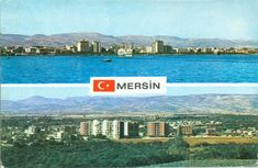1980 ler #Mersin kartpostal...