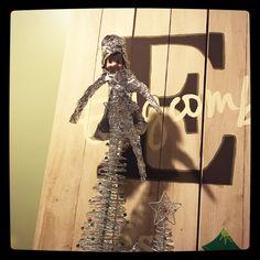 Elf on the shelf super man style