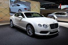 2015 Bentley GT V8 S Preview, Live Photos: 2014 Detroit Auto Show