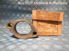 "1934-1935 Studebaker ""6"" NORS Carburetor to Manifold Heat Insulator Gasket"