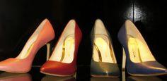 Coleção de scarpins coloridos!  #guilhermina #sapatodeluxo #guilhermina_shoes #trend #moda #calcadosfemininos #shoes