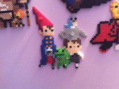Perler Beads Over The Garden Wall by pearlbeadqueen on Tumblr