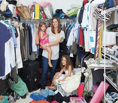 Declutter Your Home from Real Simple.