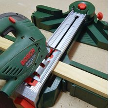 Woodworking Trends - Bosch PLS 300 Cutting Station | Tools4Wood
