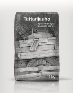 Depot WPFuses hand drawn illustrations to emphasize tradition and history when designing the packaging for Finnish flour brandMyllyn Paras...
