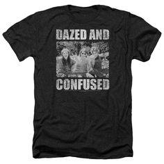 Dazed & Confused: Rock On Heather T-Shirt