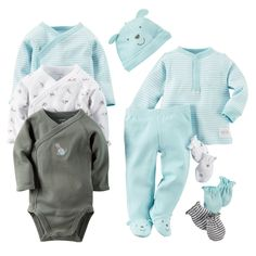 We love puppies! We love babies! Clothe them in style.