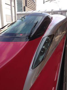 "Akita Shinkansen ""KOMACHI"" E7 system / 秋田新幹線 こまち E7系"