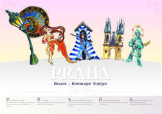 About the city of praha Les Oeuvres, Playing Cards, Illustrations, City, Movies, Movie Posters, Paint, Films, Playing Card Games