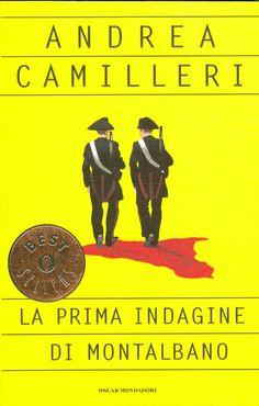 La prima indagine di Montalbano - Andrea Camilleri