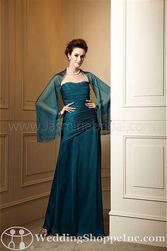 Jade Mother of the Bride Dresses J145060