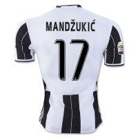 5fc3d9a94 Juventus Jersey Sale 16 17 Wholesale Home Cheap Soccer Shirt MANDZUKIC