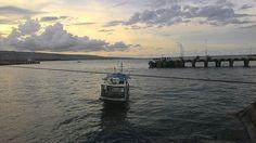 Waingapu port sumba island NTT